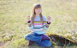 yoga för barn och fördelar
