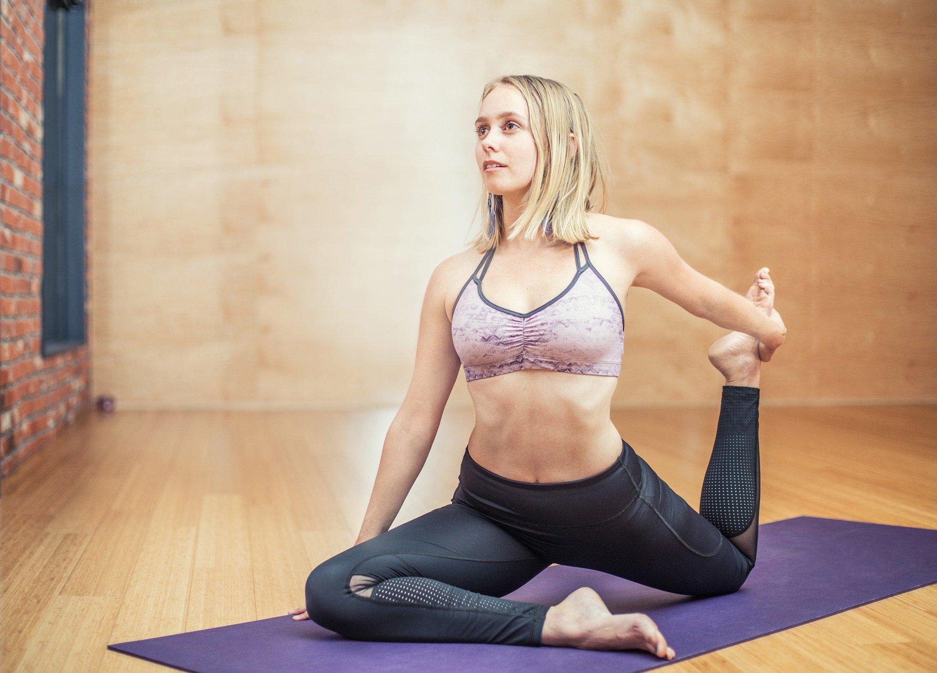 hatha yoga ger ökad balans
