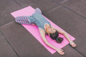avslappnande yin yoga